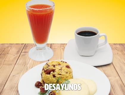 h2 desayunos