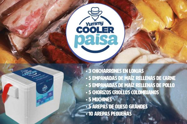 yummy cooler