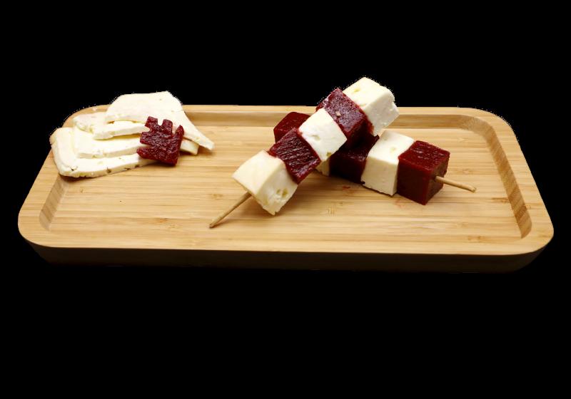 Membrillo y queso